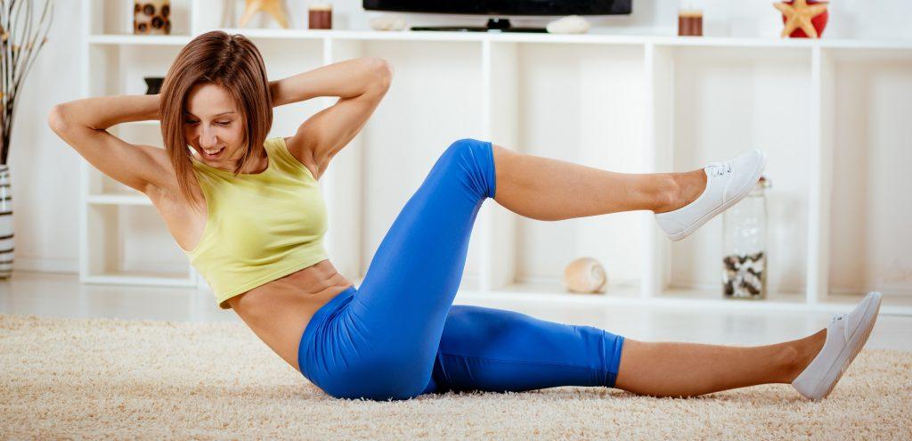 A rendszeres és kitartó testformálás egyik feltétele sokak szerint az, hogy minél közelebb legyen az edzőterem, pedig mindenkinek ott van a szobafitnesz.