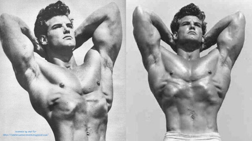 Ismerd meg hogyan edzettek a doppingkorszak előtti erősportolók és építs klasszikus fizikumot úgy, ahogy Steve Reeves és korábbi évek testépítői tették!