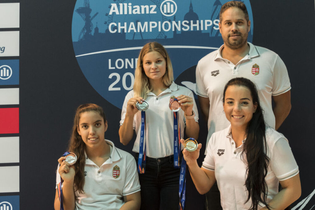 London 2019 World Para Swimming Allianz Championships