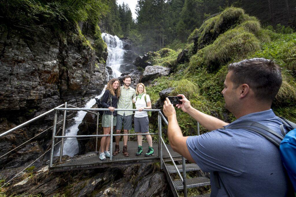 beim Riesachfall, Wilde Wasser, Schladming-Dachstein